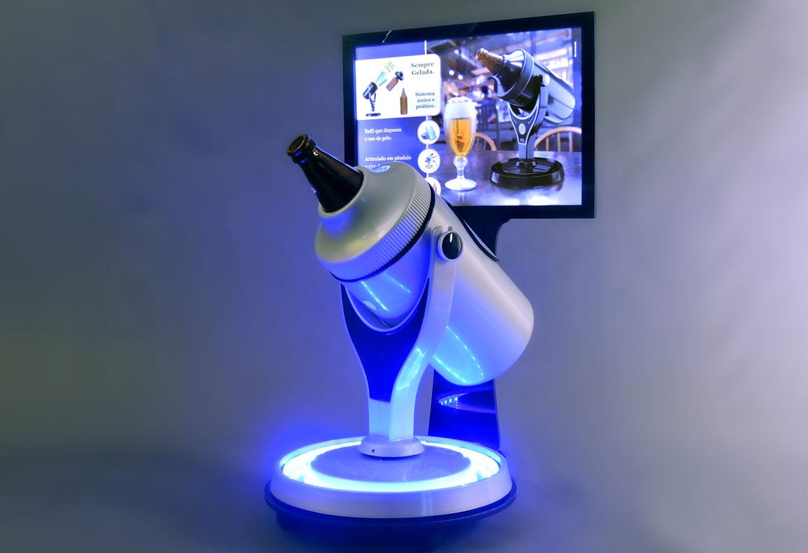 Criação design PDV display