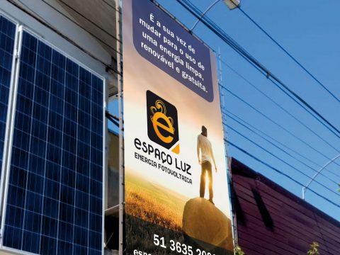 Criação design cartaz poster banner PDV fachada