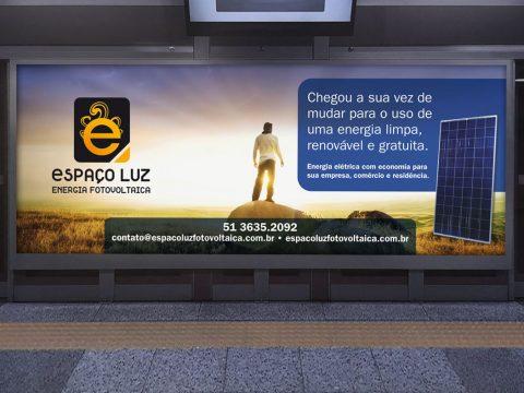 Criação design cartaz poster banner PDV