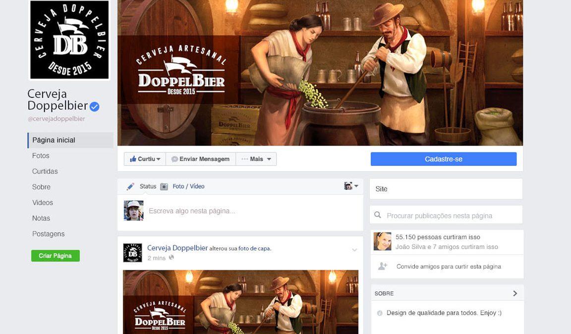 Criação e Design para Redes Sociais Post Facebook e Instagram e Pinterest e LinkedIn e Twitter Cards para feed de notícias