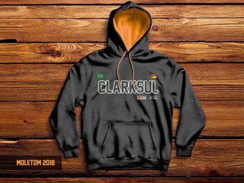 Criação design uniforme hoodie moleton