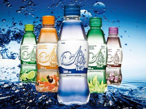 Criação e Design para Rótulo e Embalagem de água mineral