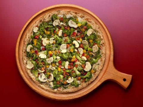 Foto Fotografia Conceito e Técnica de Comida Pizza para Embalagem