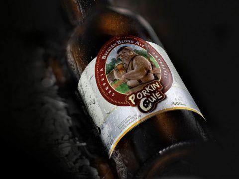 Criação e Design para Rótulo de Cerveja