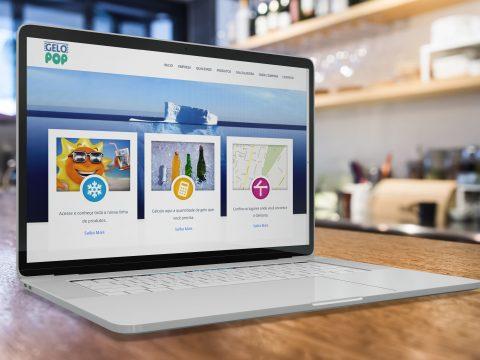 Criação de Site e Apps