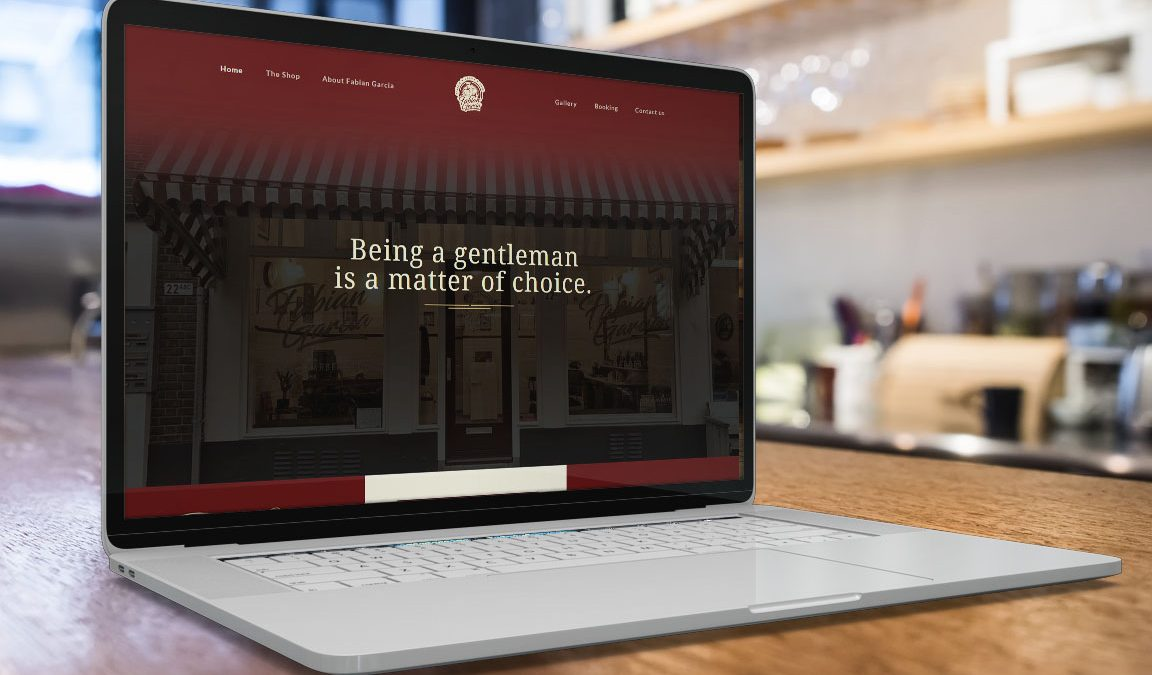 Site home page design e desenvolvimento de sites e apps