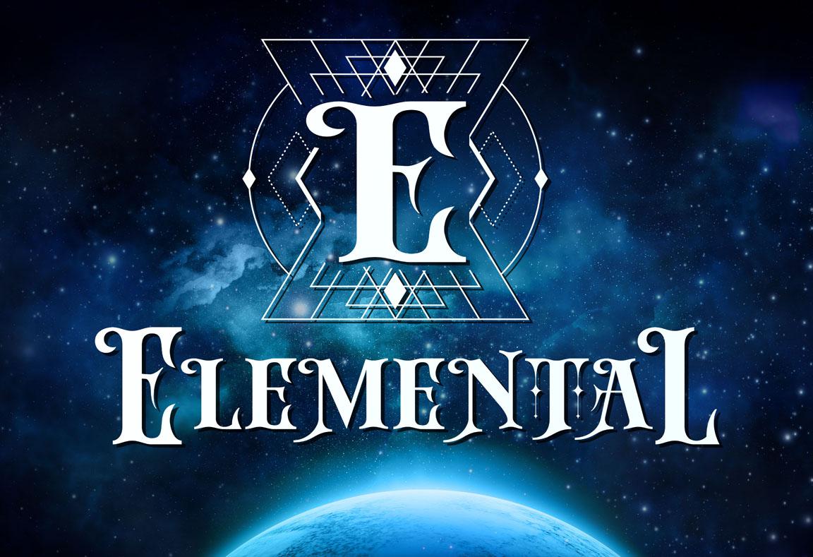 Logotipo, criação de logotipo, identidade visual, elemental festival o despertar