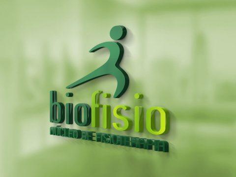 Criação de logotipo, design de identidade visual para fisioterapia e estética