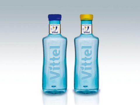Rótulo garrafa pet, rótulo água mineral, design de rótulos